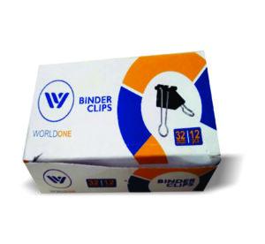 BINDER CLIPS 32 MM – WORLD ONE