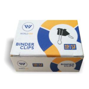 WORLDONE-BINDER-CLIPS-19MM