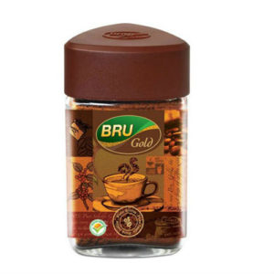 BRU GOLD 50GM JAR