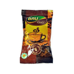 BRU GOLD COFFEE SACHET 50 GMS