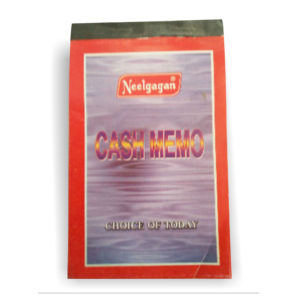 CASH-MEMO-NO.11