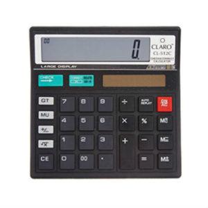 claro-calculator-cl-512-c