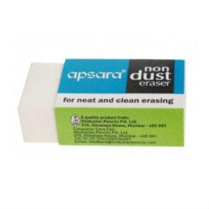 APSARA ERASER MRP 3