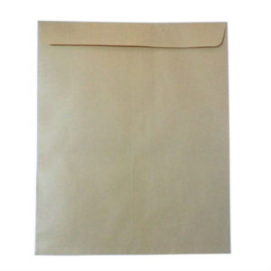 BROWN ENVELOPE 10x12 (KRAFT)