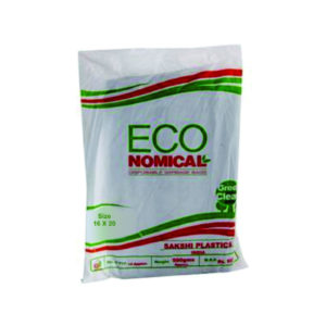 ECO GARBAGE BAGS 16×20