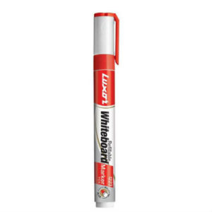 LUXOR WHITE BOARD MARKER 1223 RED(1)