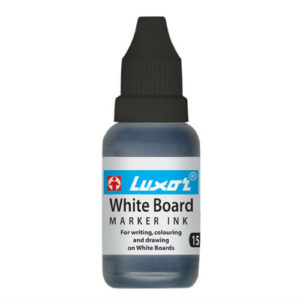LUXOR WHITE BOARD MARKER INK BLACK