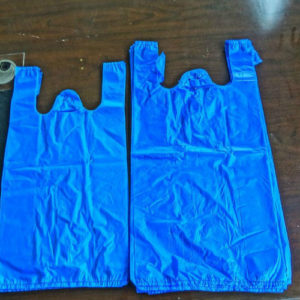 PACKING MATERIAL (GARBAGE BAG BLUE)