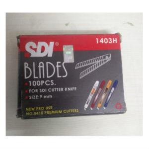 SDI CUTTER BLADE (SMALL) PK100