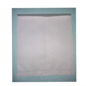 WHITE LAMINATED ENVELOPE 10x8