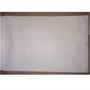 WHITE LAMINATED ENVELOPE 12x10 (SR)