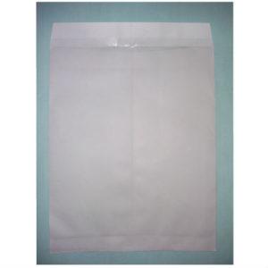 WHITE LAMINATED ENVELOPE 16x12 (SR)