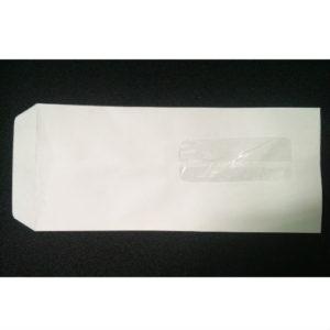 WHITE WINDOW ENVELOPE 9x4 (SR)