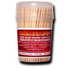 ambassador toothpic