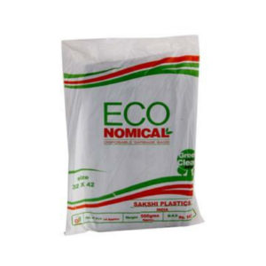 eco garbage bag 32x42