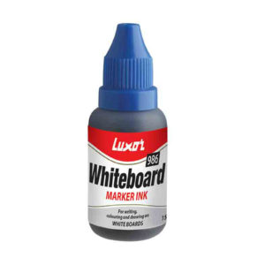 luxor white board marker ink