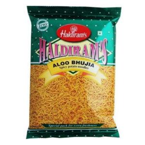 HALDIRAM ALOO BHUJIA MRP 10