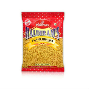 HALDIRAM PLAIN BHUJIA 200 GRAMS
