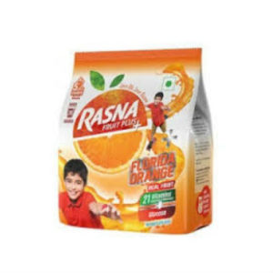 RASNA FLORIDA ORANGE 750 GRAMS