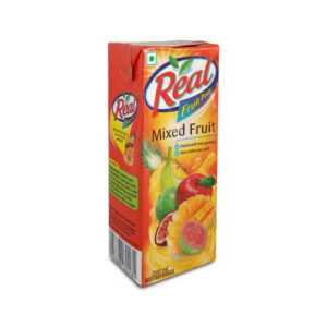 REAL ACTIVE MIXED FRUIT 200 ML JUICE