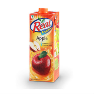 REAL APPLE JUICE 1 LTR.