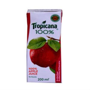 TROPICANA JUICY APPLE 200ML