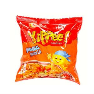 YIPPIE MASALA NOODLES MRP12
