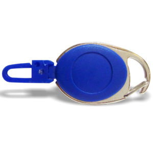 YO-YO-OVAL-RETRACTABLE-CLIP-BLUE