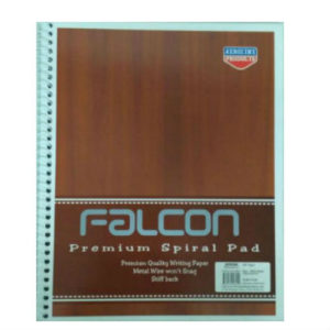 AEROLINE SPIRAL PAD NO.44 - FALCON 100 PAGES