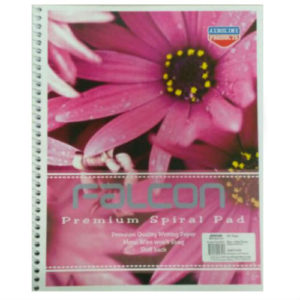 AEROLINE SPIRAL PAD NO.44 - FALCON 200 PAGES