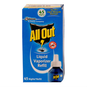 ALLOUT 60 NIGHT REFILL
