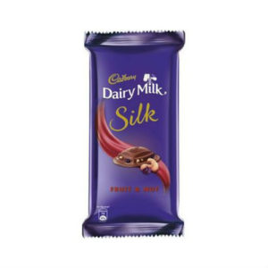 CADBURY SILK CARAMELLO 137 GRAMS