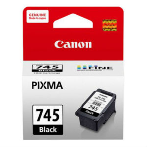 CANON INK CARTRIDGE 745 BLACK S