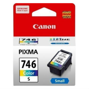 CANON INK CARTRIDGE 746 COLOR SMALL