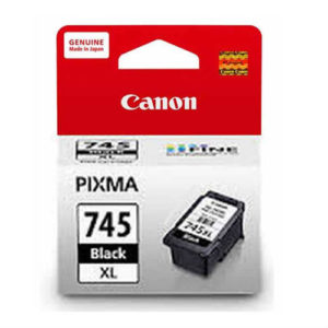 CANON INK CARTRIDGE PG 745 XL BLACK