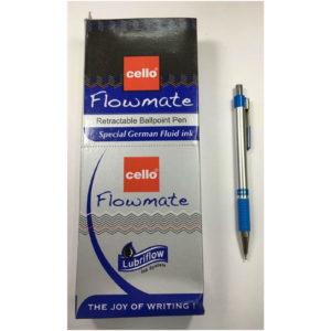 CELLO FLOWMATE BLUE PEN