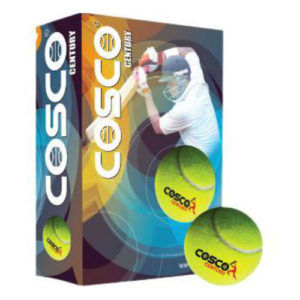 COSCO CRICKET TENNIS BALL