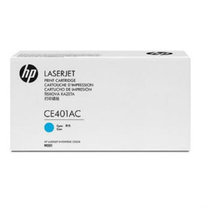 CYAN HP TONER CARTRIDGE CE401AC FOR M551
