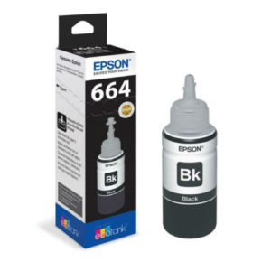EPSON INK BOTTLE L100 BLACK