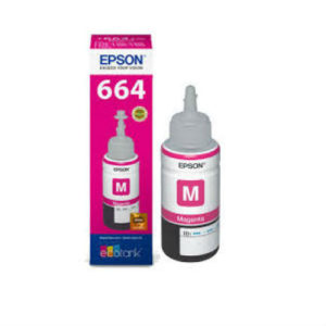 EPSON INK BOTTLE L200 MAGENTA