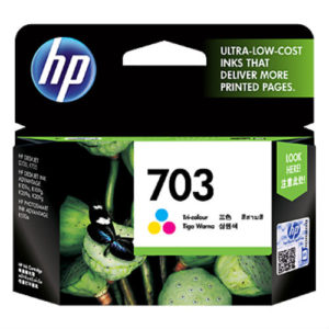 HP CARTRIDGE CD888AA-703 COLOR