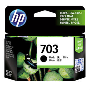HP CATRIDGE CD887AA-703 BLACK