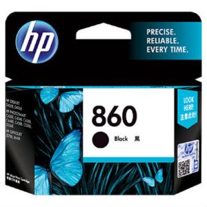 HP INK CARTRIDGE 860 BLACK
