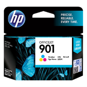 HP INK CARTRIDGE 901 COLOR (CC656AA)