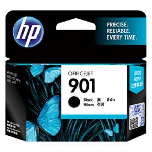 HP INK CARTRIDGES 901 BLACK (CC653AA)