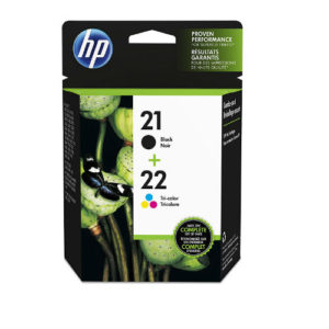 HP INKJET CARTRIDGE HP-21-22 (COMBO) C630