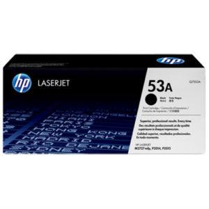 HP LASERJET CARTRIDGE Q7553A