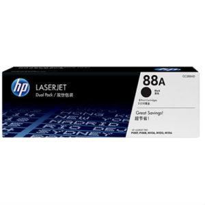 HP88A LASER TONER CC388AD (DUAL PACK)