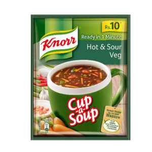 KNORR-CUP-A-SOUP HOT & SOUR