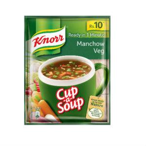 KNORR CUP-A-SOUP MANCHOW VEG